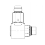 Hydraulics™ 9SS12J12-O12